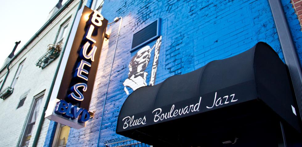 Groovy Blues Boulevard Jazz Spartanburg Sc Beutiful Home Inspiration Aditmahrainfo